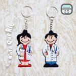 Pareja (Doctor y Doctora)